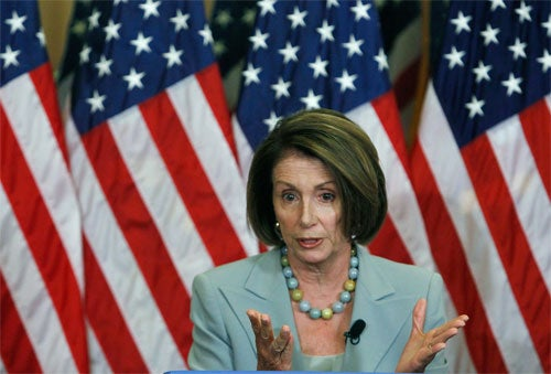 Security Experts: Pelosi's Right About Political Violence Threat