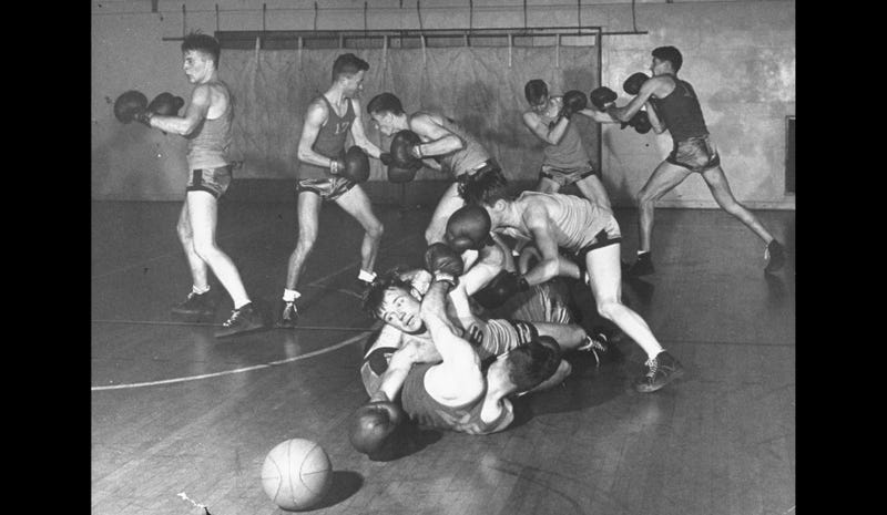 UCLA Basketball Players Fought Each Other Long Before Ben Howland