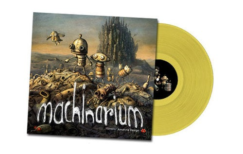 Crate Digging: Machinarium