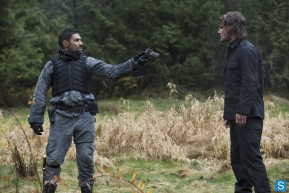 Arrow Episode 1.14 Promo Photots