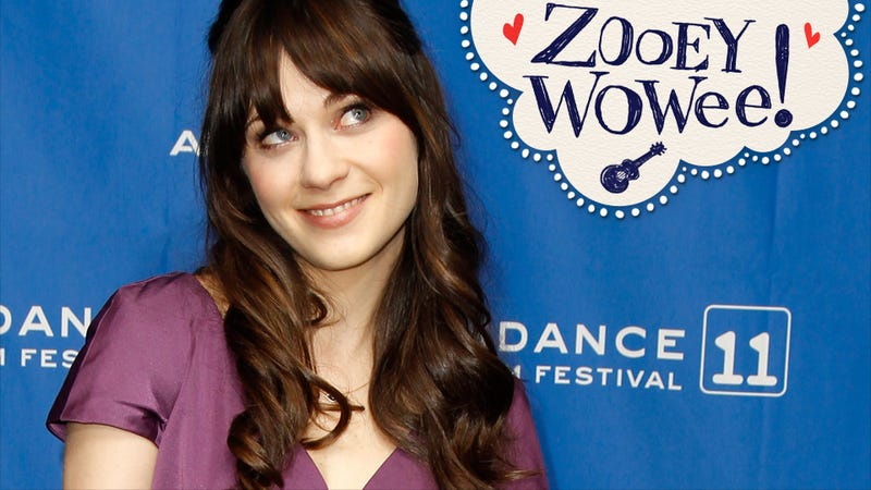 Zooey Deschanel Not Nominated for Oscars