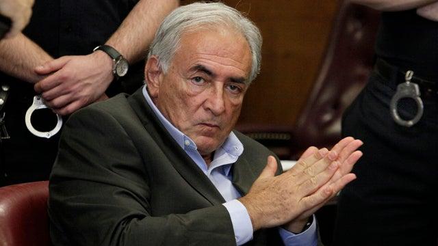 Strauss-Kahn Payoff Rumors And Semen Speculation