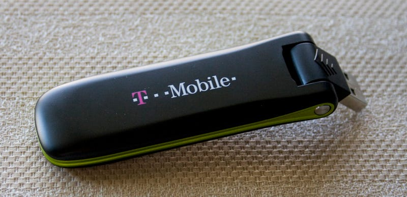 T-Mobile webConnect 3G/Wi-Fi USB Stick Hands-On