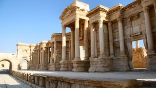 Islamic State Forces Have Seized The World Heritage Site Of Palmyra