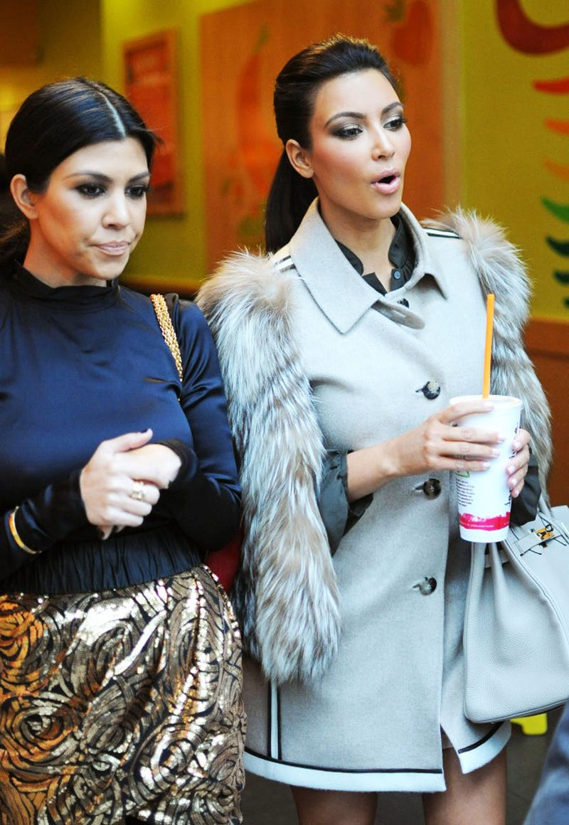 Kardashians to be Less Obvious About Stealing Children's Money
