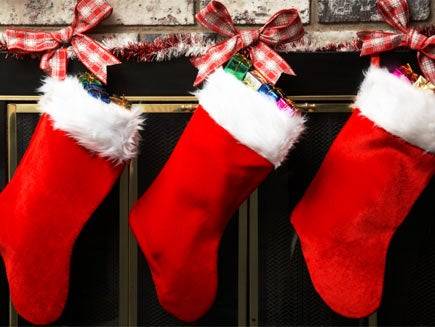 Science reveals how many items you can pack into a single stocking