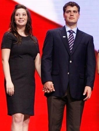 Bristol Palin and Levi Johnston's Wal-Mart Wedding Registry