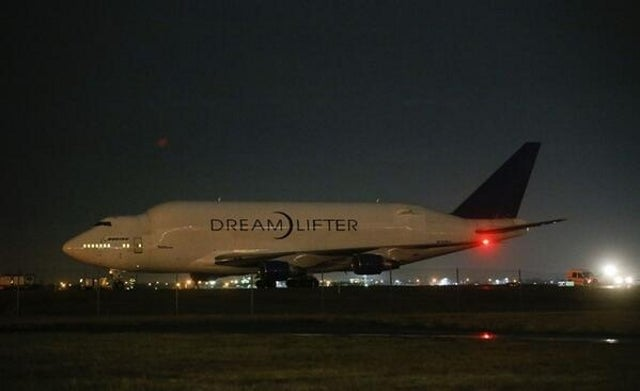 Giant Plane Accidentally Lands at Tiny Airport, Is Unable to Take Off