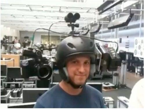 Christian Bale Rant Victim Is the Man Behind the Canon EOS 5D Mark II Helmet
