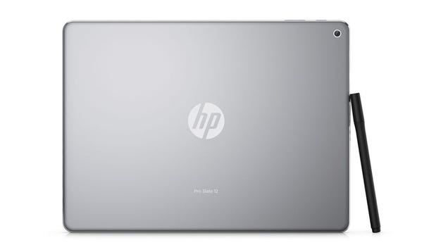 HP's Big New Tablet Lineup Includes a 12-Inch Monster