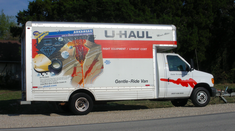 Here's What Happened When I Drove 900 Miles In a Fully-Loaded U-Haul