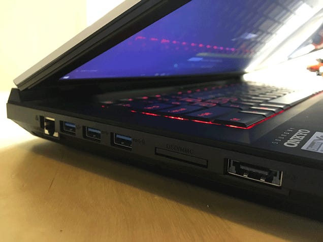 Origin PC EON17-X Gaming Laptop: the Kotaku Review