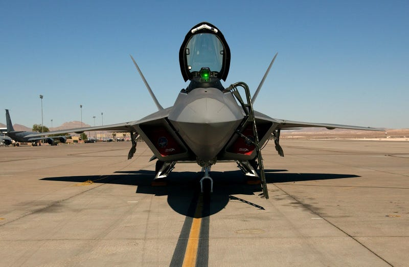Is China Stealing America's Top Stealth Fighter Jet Secrets?