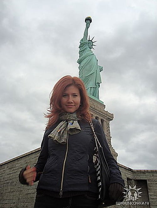 Anna Chapman - Photos
