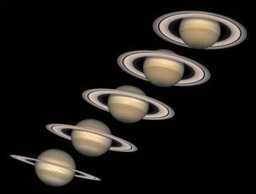 Saturn's Rings To Disappear Tonight