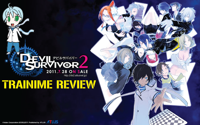 Trainime Review - Devil Survivor 2