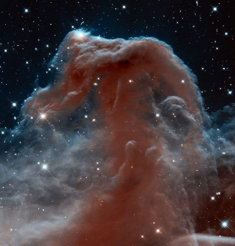 The Horsehead Nebula gets a reboot