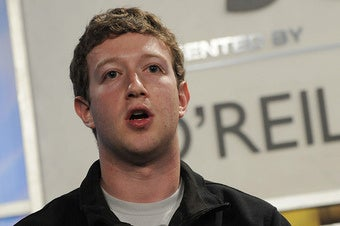 Facebook CEO Is Sorry You're So Dumb