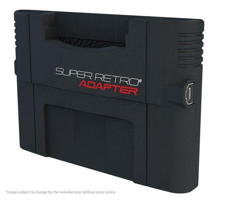 The Super Retro Trio Is Three Classic Consoles In One