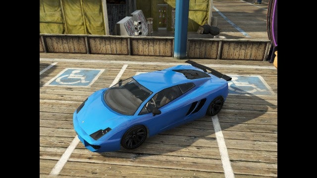 This is why people think Pegassi Vacca drivers are asshats