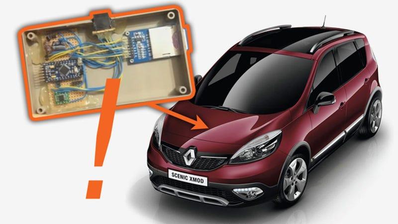 Idean una forma barata de hackear un coche con una placa Arduino