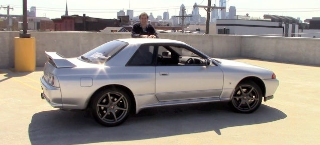 I Imported A Nissan Skyline GT-R And Drove It 250 Miles Home
