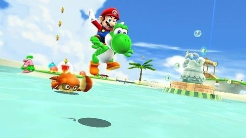 Super Mario Galaxy 2: Yoshi's Back...and He Brought a Drill!
