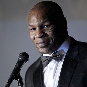Who Said Mike Tyson Can't Still Throw A Punch?
