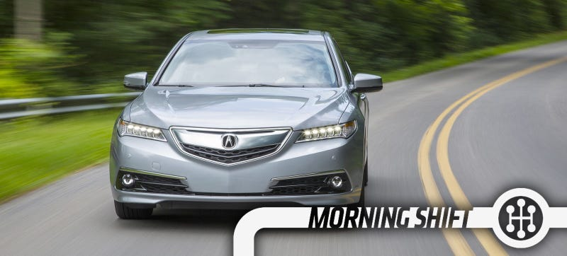 Why The TLX Might Be The Most Important Acura Ever