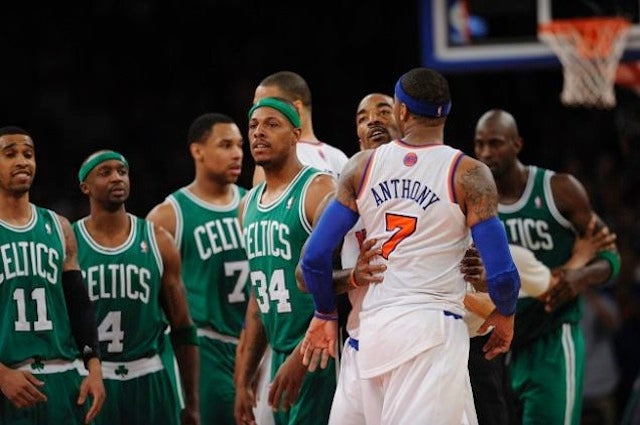 "Jordan Crawford To Melo: ""That Motherfucker Fucked Your Wife"""