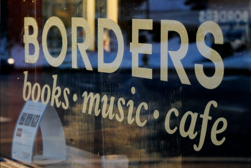 Borders' Revitalization Plan: Anything But Books