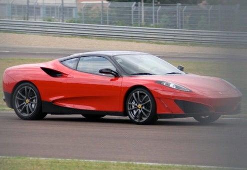 Fioravanti Coachbuilt Ferrari F430 Spotted Lapping Fiorano