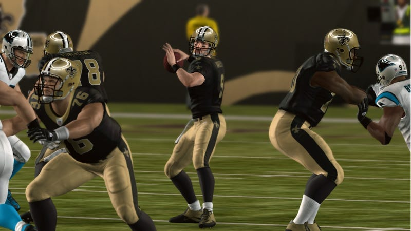 Here are the 64 Players Vying for the Madden 13 Cover—I Think