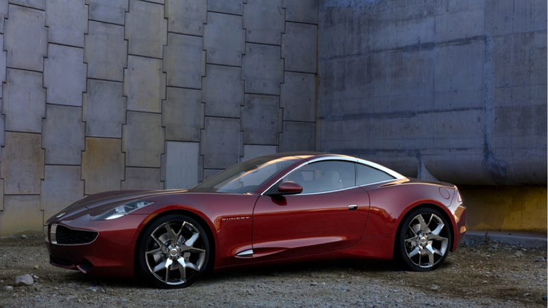 Ze Germans Want To Buy Fisker For $25 Million