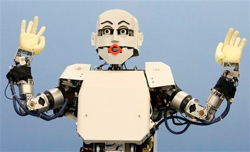 Scariest Emotional Robot Of All Time