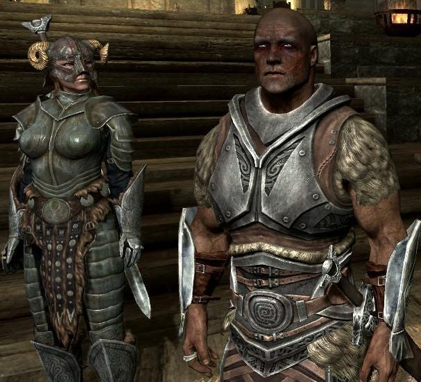 These are Your Dragonborn, Kotaku Readers
