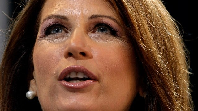 Michele Bachmann's Victory at Iowa Straw Poll Pretty Much Guarantees She Won't Be President