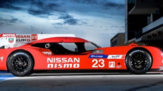 The Nissan GT-R LM Nismo Is A Front-Wheel-Drive 1,250-hp Le Mans Racer