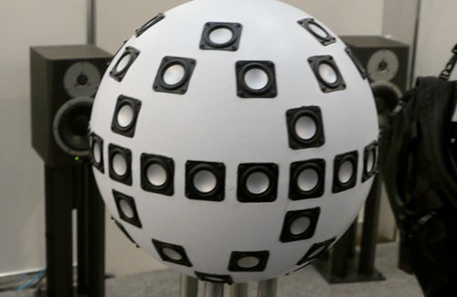The 3D Sound System With 62 Channels is the Death Star of Audio