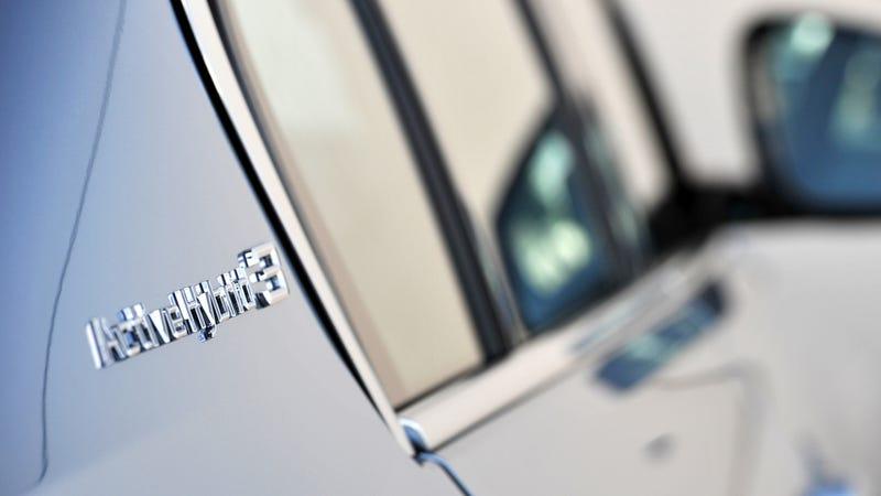 BMW ActiveHybrid 3 Gallery
