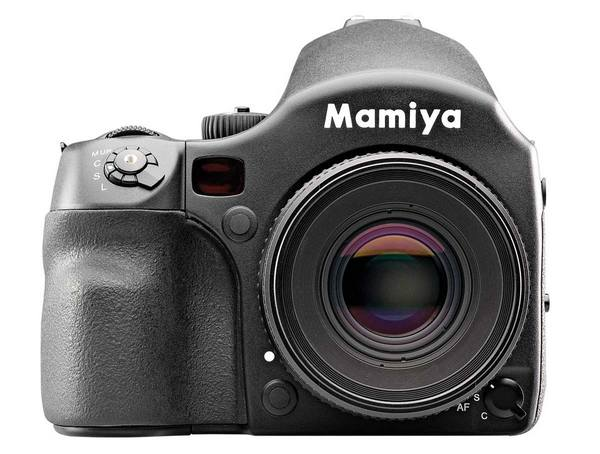 Mamiya's $20k, 33-Megapixel DL33 Medium-Format Digital Is Beautiful