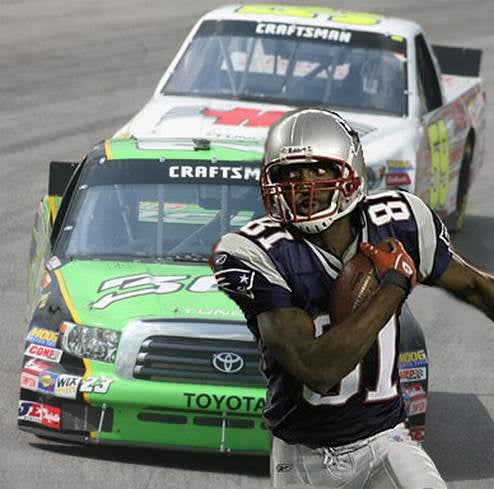 Randy Moss To Start NASCAR Truck Team And No, We're Not Joking