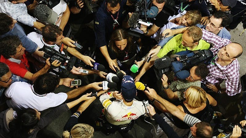 The ten greatest racing interviews of all time