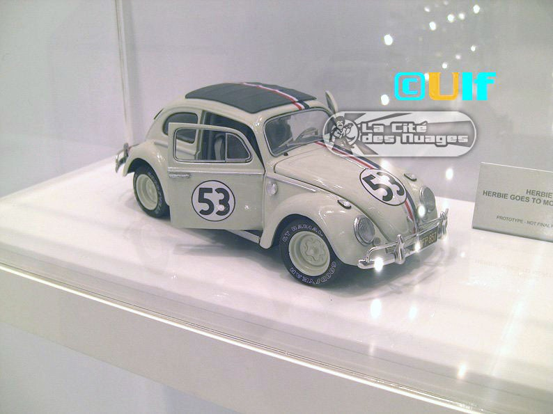 Herbie goes to production
