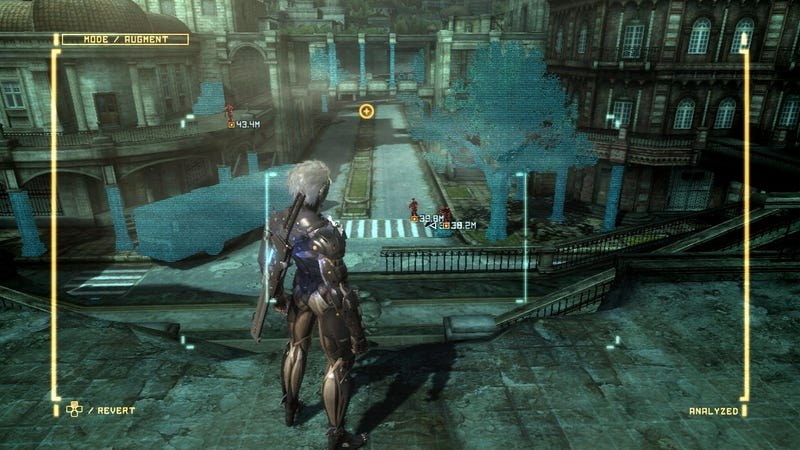 Some Tips For Playing Metal Gear Rising, Since It Does A Terrible Job Of Explaining Anything To You