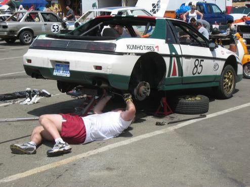 Broken Parts And Bleeding Knuckles At The 24 Hours Of Lemons