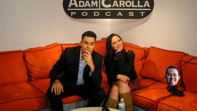 Listen to Jason Chen on the Adam Carolla Podcast