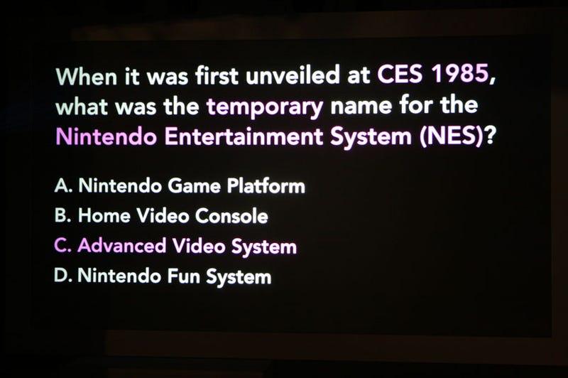Let's Play Nintendo Trivia, Pre-E3 Presser Style