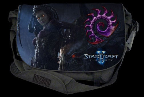 Blizzard Taps Razer For Official StarCraft II Gear