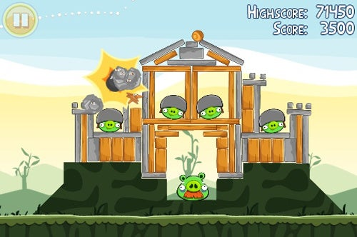 Angry Birds Beta Coming To Android This Week